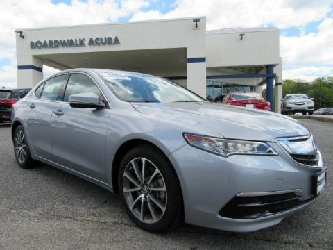Certified Pre-Owned 2016 Acura TLX V6 Tech Front Wheel Drive Sedan