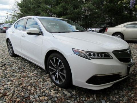 Pre-Owned 2016 Acura TLX V6 Tech Front Wheel Drive Sedan
