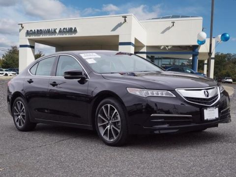 Pre-Owned 2017 Acura TLX 3.5 V-6 9-AT SH-AWD with Technology Package Sedan