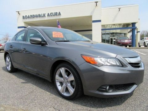 Pre-Owned 2014 Acura ILX Tech Pkg Front Wheel Drive Sedan