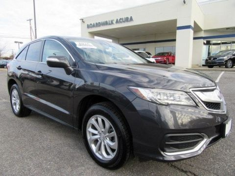 Certified Pre-Owned 2016 Acura RDX AWD with Technology Package AWD