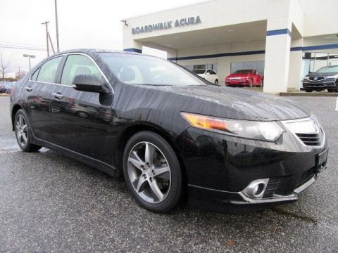 Certified Pre-Owned 2013 Acura TSX Special Edition 5-Speed Automatic Front Wheel Drive Sedan