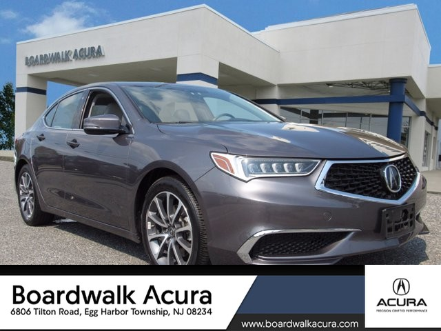 Certified Pre-Owned 2018 Acura TLX 3.5 V-6 9-AT SH-AWD