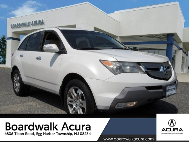 Pre-Owned 2007 Acura MDX Tech/Entertainment Pkg