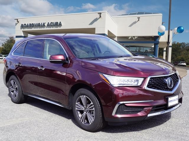 Certified Pre-Owned 2017 Acura MDX SUV