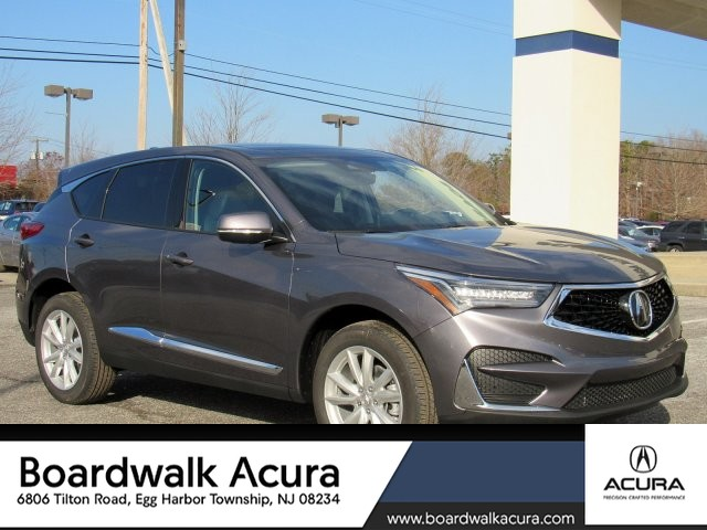 New 2019 Acura Rdx Base Suv In Egg Harbor Township Kl014476