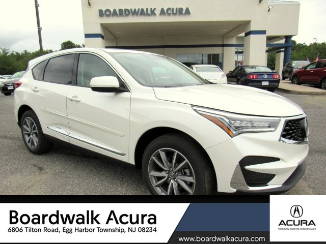New 2019 Acura RDX SH-AWD with Technology Package SUV in ...