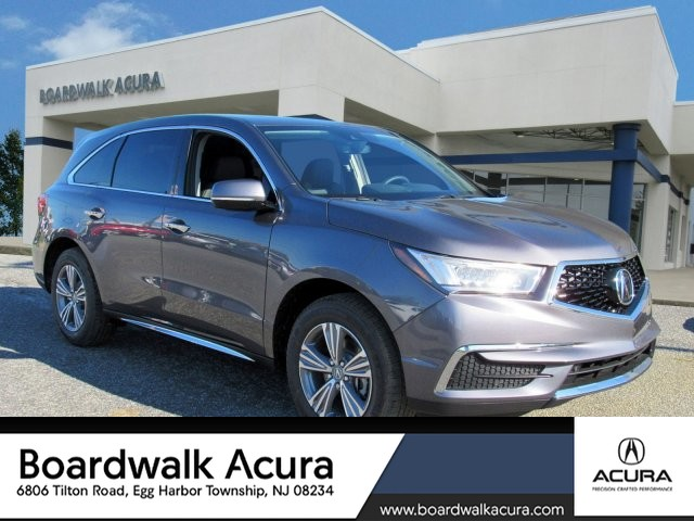 Pre-Owned 2020 Acura MDX SUV