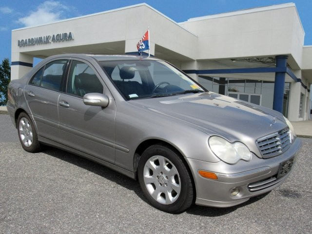 Pre Owned 2005 Mercedes Benz C Class 2.6L