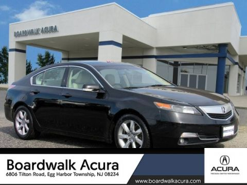 Pre-Owned 2013 Acura TL Sedan
