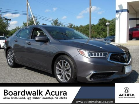 Certified Pre-Owned 2019 Acura TLX Sedan