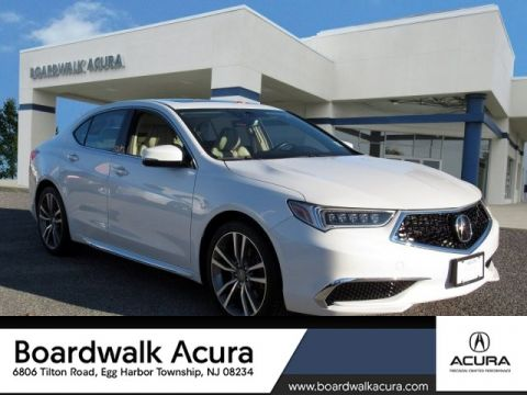 Certified Pre-Owned 2019 Acura TLX 3.5 V-6 9-AT P-AWS with Technology Package With Navigation