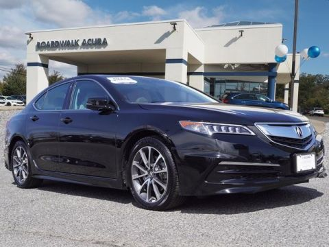 Certified Pre-Owned 2017 Acura TLX 3.5 V-6 9-AT SH-AWD with Technology Package Sedan