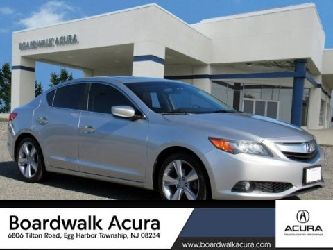 Certified Pre-Owned 2015 Acura ILX 5-Speed Automatic with Premium Package