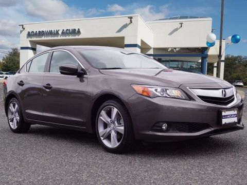 Certified Pre-Owned 2015 Acura ILX 5-Speed Automatic with Technology Package