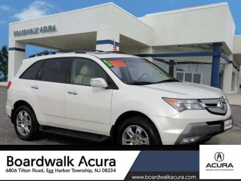 Pre-Owned 2009 Acura MDX Tech/Entertainment Pkg