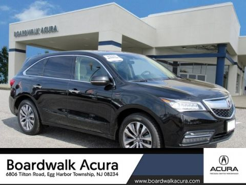 Certified Pre-Owned 2016 Acura MDX SH-AWD with Technology Package SUV