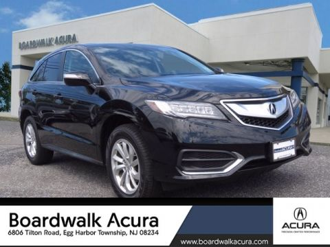 Certified Pre-Owned 2018 Acura RDX AWD SUV -