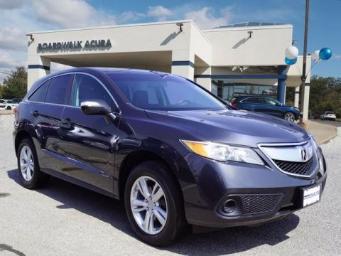 Certified Pre-Owned 2015 Acura RDX AWD SUV