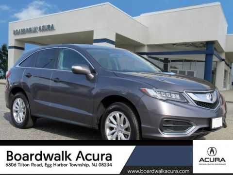 Certified Pre-Owned 2017 Acura RDX AWD Sport Utility