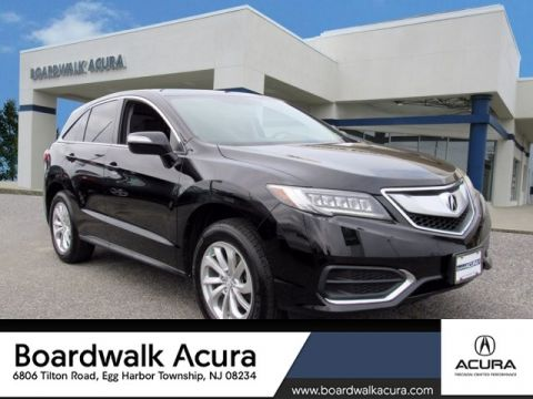 Certified Pre-Owned 2016 Acura RDX AWD SUV -
