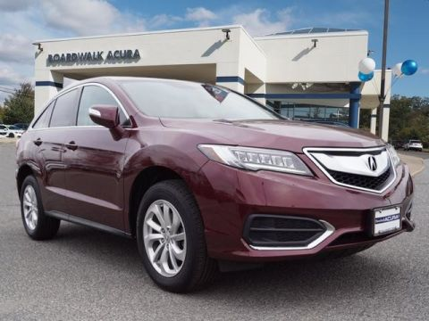 Certified Pre-Owned 2016 Acura RDX AWD SUV
