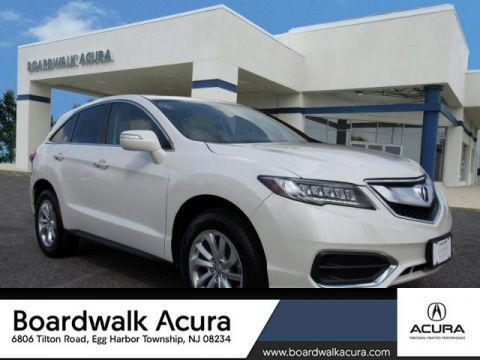Certified Pre-Owned 2016 Acura RDX AWD with Technology Package SUV
