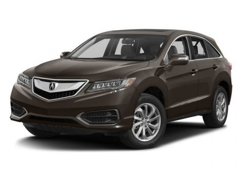Certified Pre-Owned 2017 Acura RDX AWD with Technology Package SUV