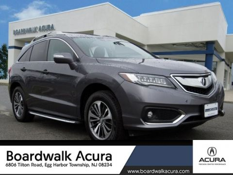 Certified Pre-Owned 2017 Acura RDX AWD with Advance Package With Navigation - In-Stock