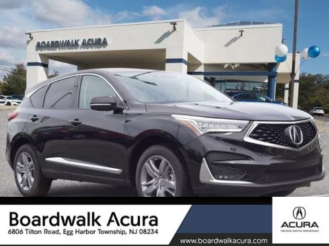 New 2019 Acura RDX ADVANCE