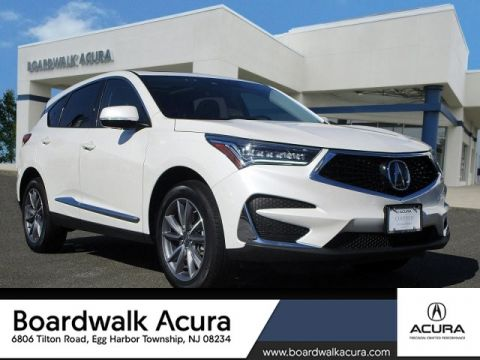 Certified Pre-Owned 2019 Acura RDX SH-AWD with Technology Package SUV -