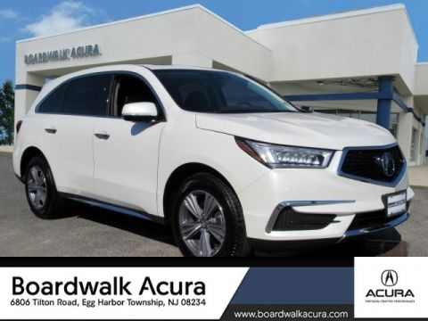 Pre-Owned 2019 Acura MDX SUV
