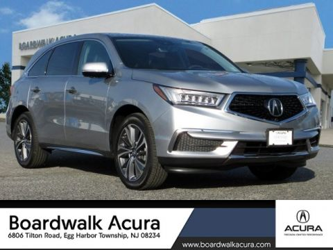 Certified Pre-Owned 2020 Acura MDX SH-AWD with Technology Package With Navigation -