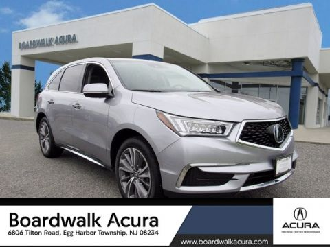 Certified Pre-Owned 2018 Acura MDX SH-AWD with Technology Package With Navigation -