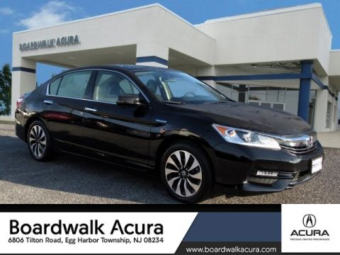Pre-Owned 2017 Honda Accord Hybrid Sedan
