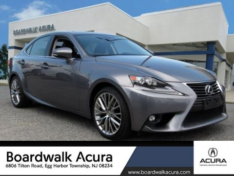 Pre-Owned 2015 Lexus IS 250 Sedan