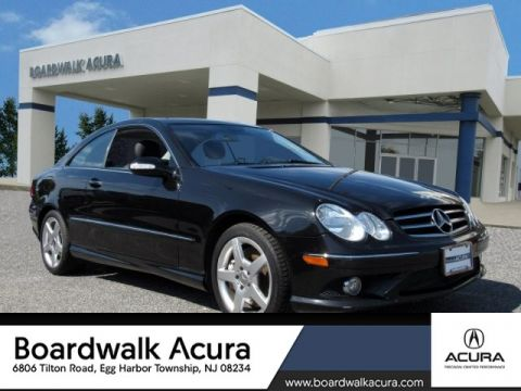 Pre-Owned 2007 Mercedes-Benz CLK 5.5L